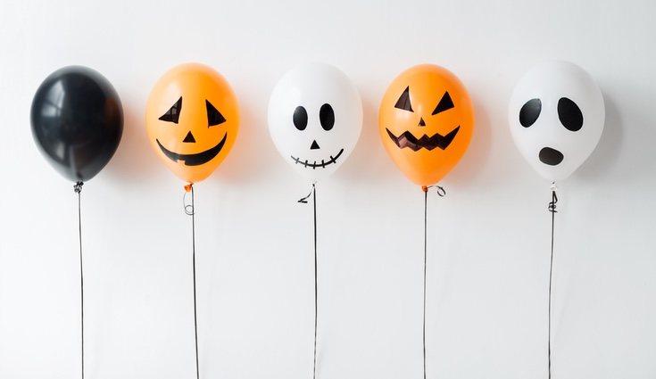 La mejor decoración para el día de Halloween es la que no tiene límites