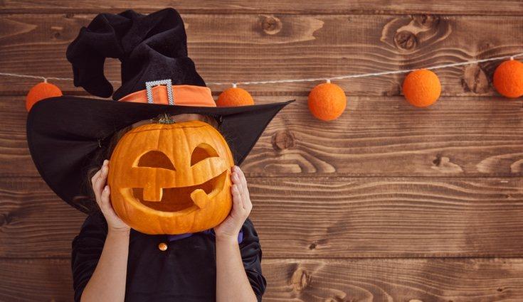 Lo bueno de Halloween es que puede colocar sorpresas y sustos por todos los rincones de tu casa