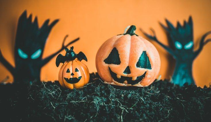 En Halloween todo vale, por lo que hay que usar la imaginación y ser creativos
