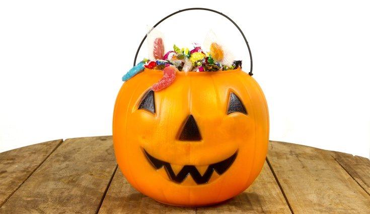 El símbolo de Halloween por excelencia y ahora además una cesta para los niños