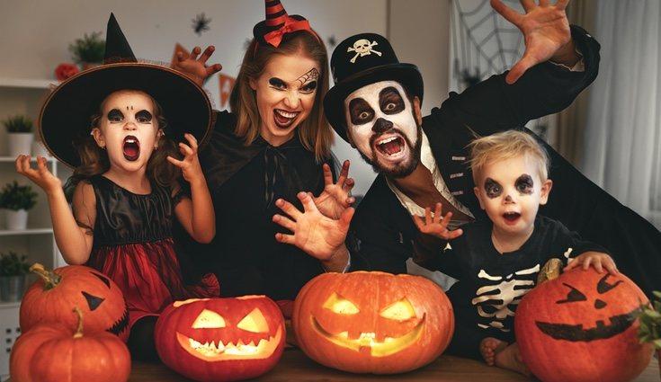 Halloween es una buena fecha para realizar una gran fiesta con disfraces