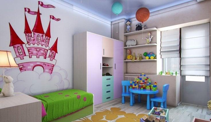 Con el tiempo las habitaciones infantiles deberán de ser transformadas