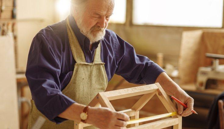 Se puede hacer uso de distintos materiales para la construcción de la casa