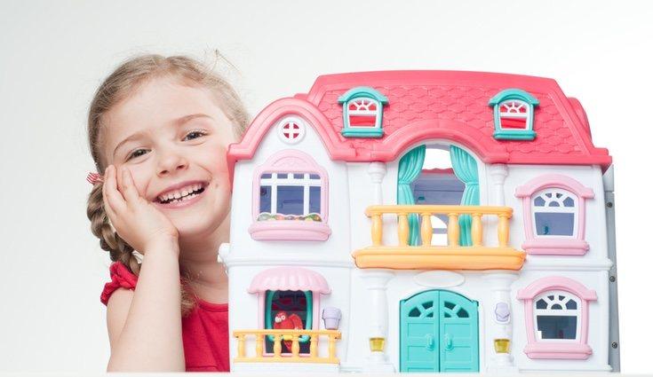 La casa de muñecas es uno de los regalos más solicitados entre los niños