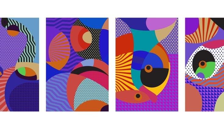 Ettore Sottsass fue el creador de este estilo, buscando romper con la armonía del momento