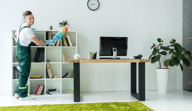 Tener la casa ordenada hará que la limpieza sea más fácil
