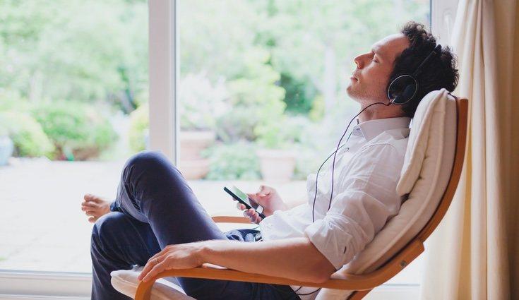 Los sonidos y la música pueden ser un elemento clave en la relajación