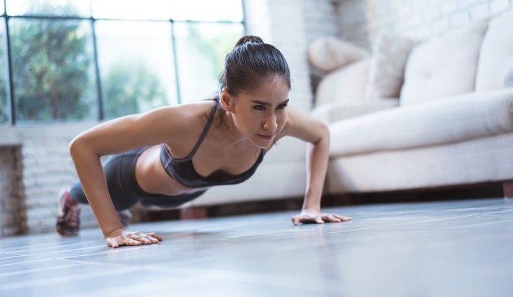 No es necesario acudir al gimnasio para poder realizar según que ejercicios