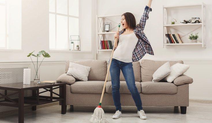 La limpieza y el orden mejorarán la sensación de tranquilidad en el hogar