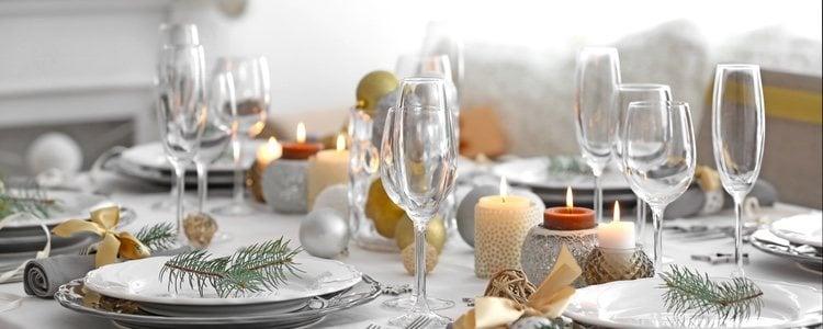 La colocación es fundamental y le dará un toque muy especial a tu mesa
