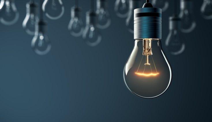 Las bombillas incandescentes son muy bonitas como decoración