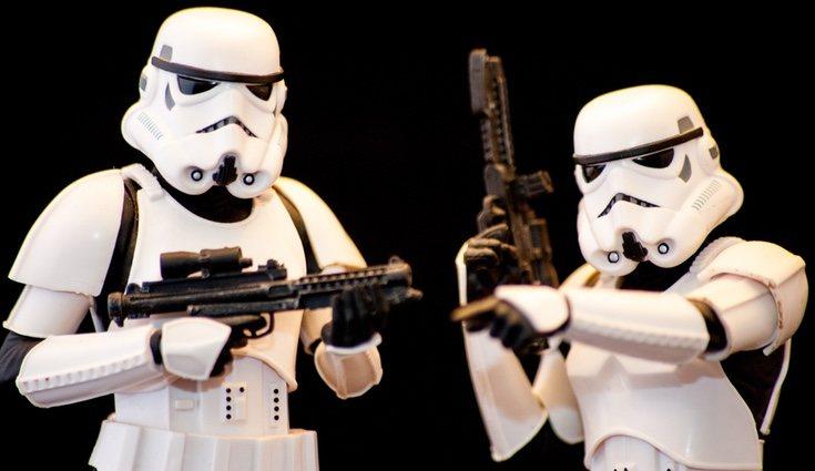 'Star Wars' se ha convertido en una temática de decoración navideña para los más fanáticos