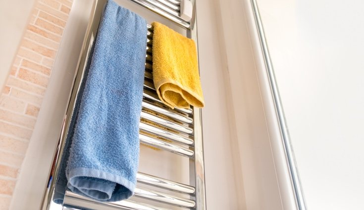 Para una mayor seguridad, se sitúan lejos de grifos o duchas