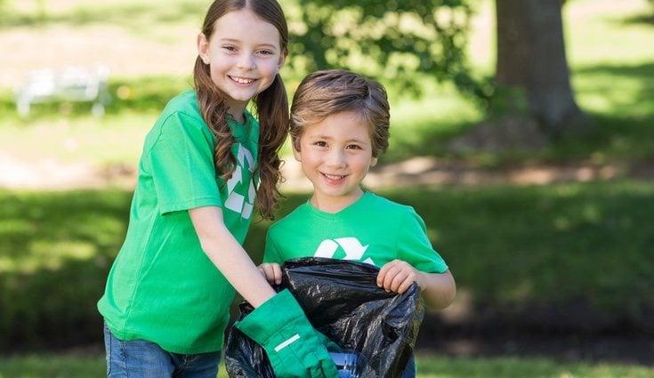 Reciclar es importantísimo a la hora de reducir y gestionar los residuos producidos por el ser humano