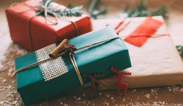 La presentación de los regalos es muy importante y le hará mucha ilusión a esa persona