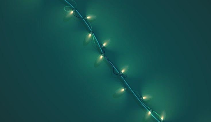 Las luces leds como elemento decorativo de una casa apenas necesitan montaje