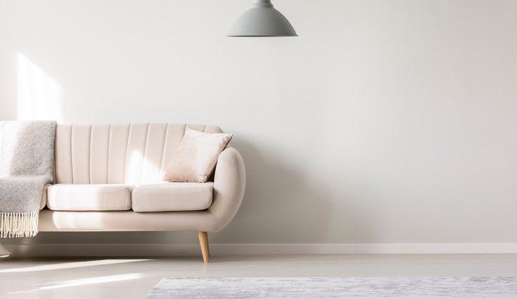Aprende cual es la manera adecuada de limpiar tu sofá