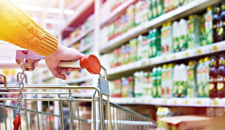 Compra lo que realmente sea necesario y compara el precio de los diferentes productos