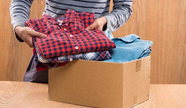 La clave es preguntarte si esa prenda de ropa sigue siendo algo que te pondrías