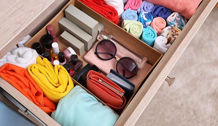Las prendas que más utilices en tu día a día colócalas siempre de forma accesible
