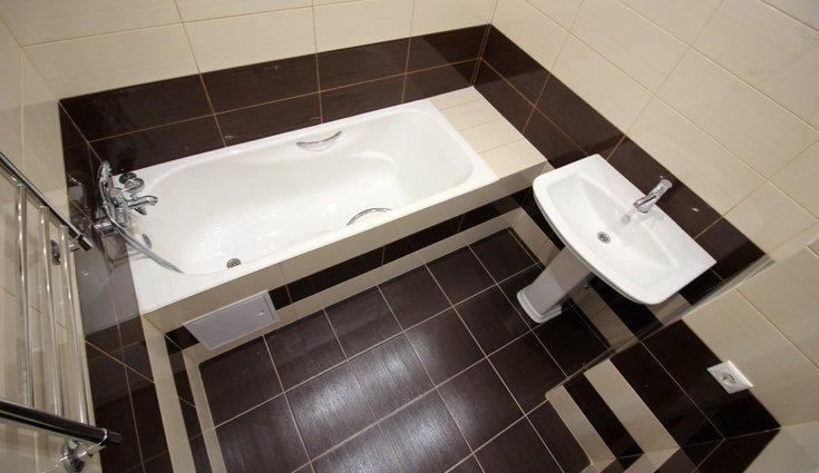 La mejor estancia para la luz blanca es el cuarto de baño