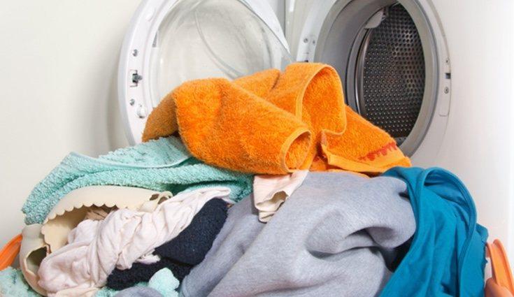 Cuidado con llenar la lavadora demasiado</p><p>