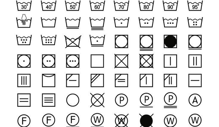 No olvides leer como lavar cada prenda