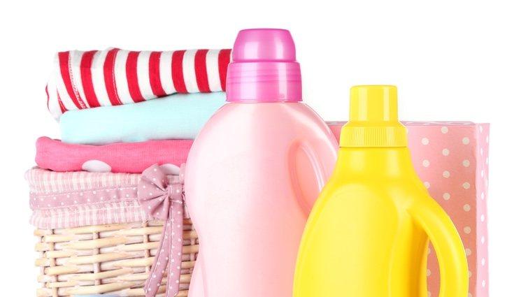 Hay que ser minucioso a la hora de echar suavizante o jabón