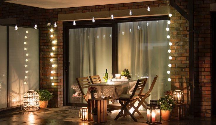 Lo mejor es ser fiel a tu estilo al escoger la decoración de la terraza