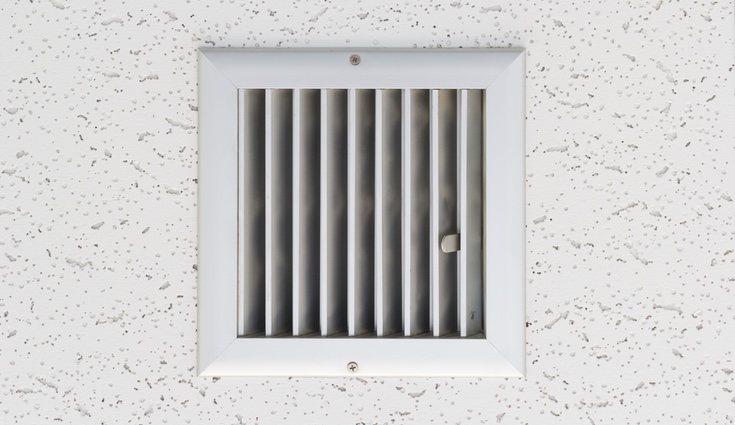 El shunt de ventilación se utiliza para que se renueve el aire en el interior de los edificios