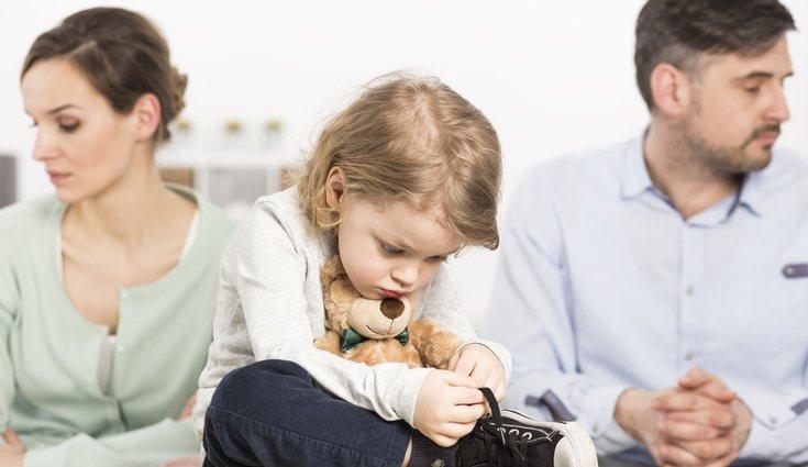 Muchos progenitores, especialmente hombres, tienen miedo a llegar a ser padres visitadores
