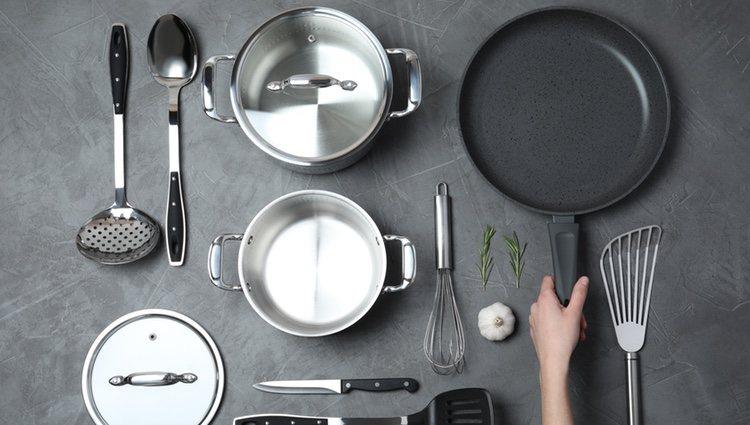 Utensilios más tradicionales de cocina