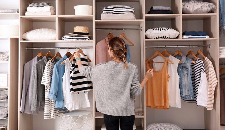 Ordenar la ropa es una de las cosas más fundamentales para conseguir un orden en tu vida