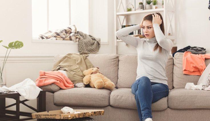Los adictos al orden podrían tener problemas de convivencia con gente desordenada