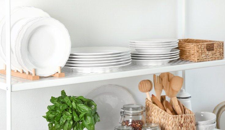 Las herramientas de cocina acostumbran a tener un lugar específico