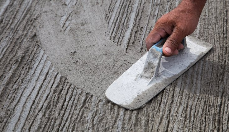 Los materiales pueden cambiar dependiendo de los que se añadan en la mezcla de hormigón