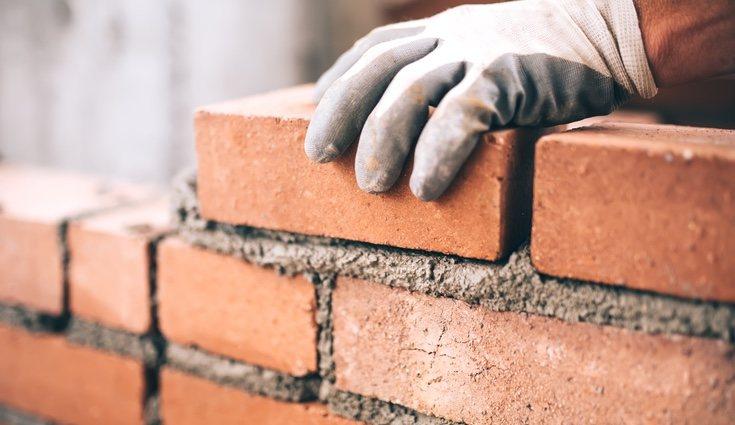 El ladrillo te permitirá realizar una estructura fuerte y resistente