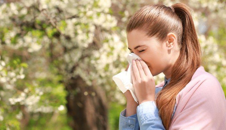 Para los más alérgicos Polen Control es su app