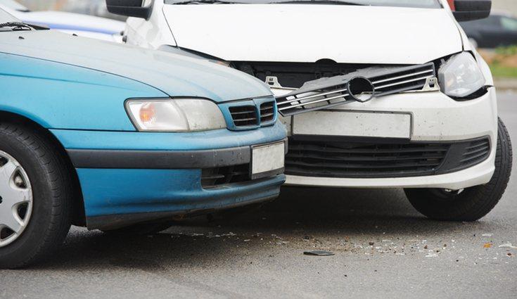 El arañazo puede causarse por múltiples motivos durante la conducción o el aparcamiento