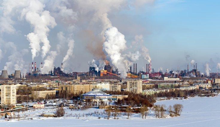 El carbon contamina el medio ambiente