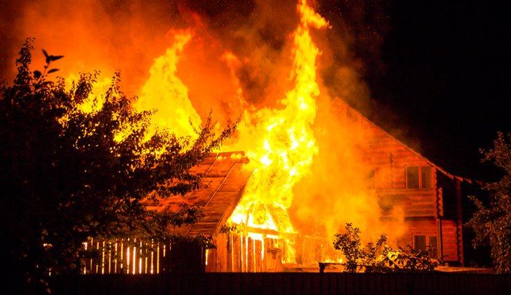 Hoy en día hay avances tecnológicos con los que se consigue que la madera no arda