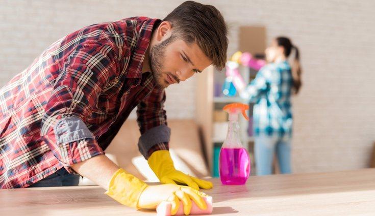 Es esencial deshacerte de las cosas que no necesitas y tener un orden en el hogar