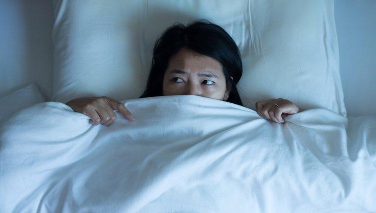 Hay personas que además de sentirse observados creen haber sido tocados por fantasmas
