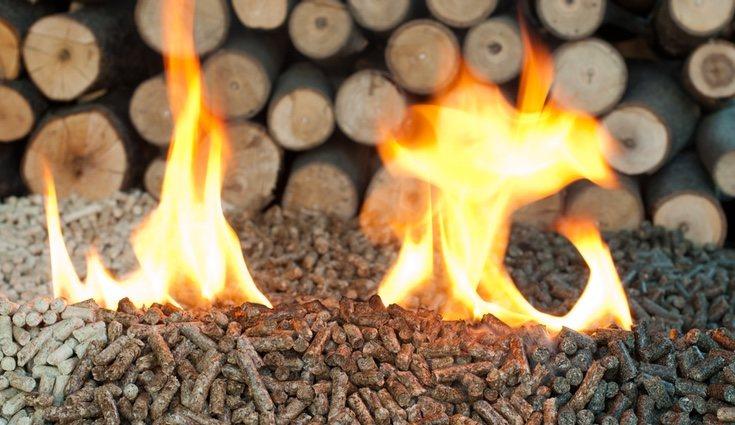 El pellet es un tipo de biomasa