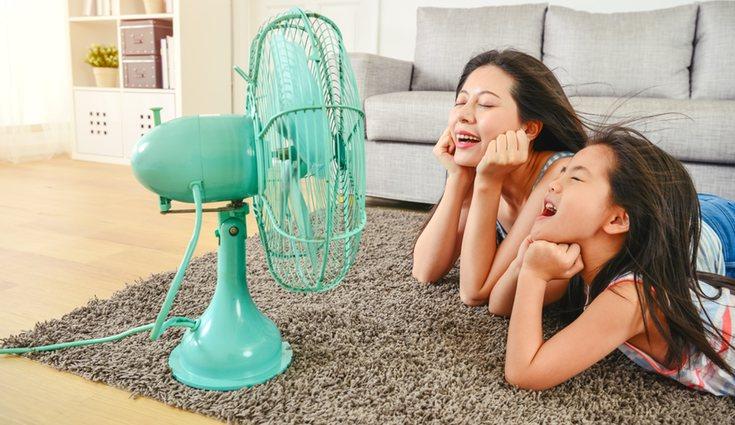 Usa el aire acondicionado con sentido común