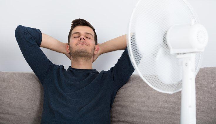 Utiliza ventiladores para ahorrar energía