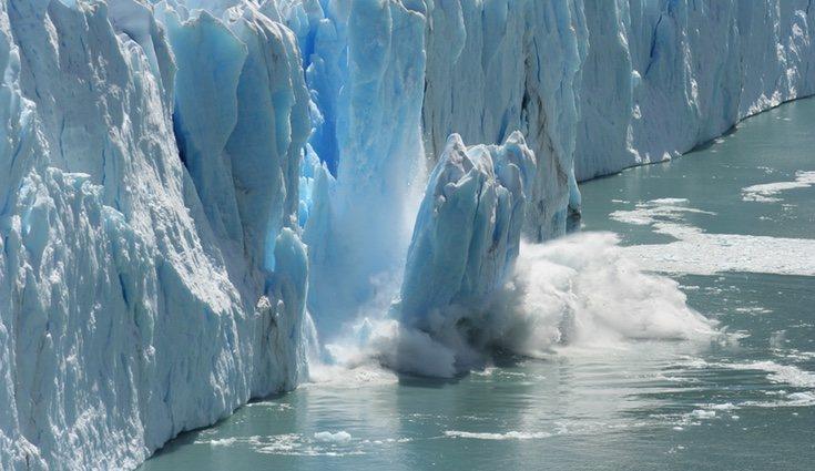 El 2% del agua dulce con la que contamos está congelada