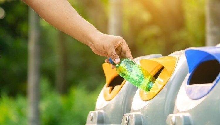 Reciclando se puede reducir el impacto del cambio climático