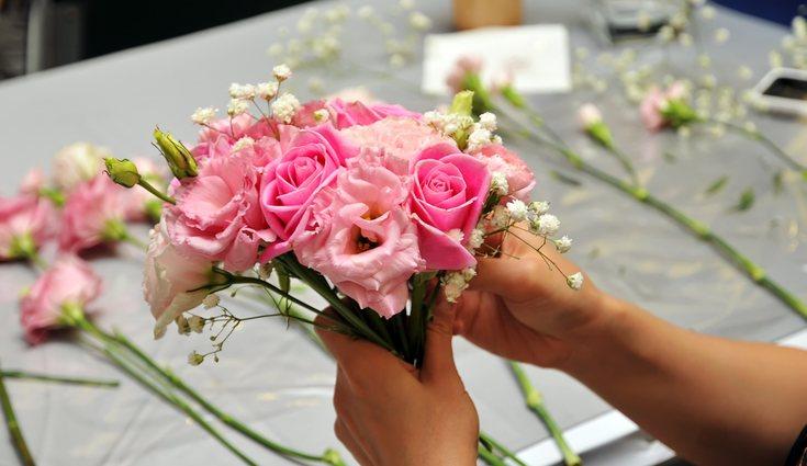 Las flores dan vida al espacio y ayudan la decoración del hogar