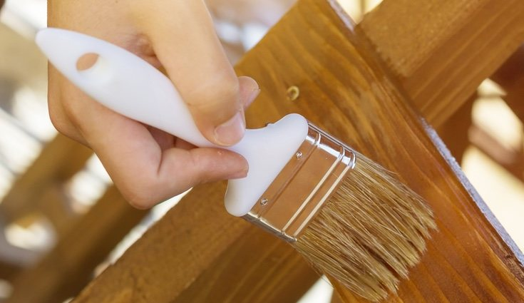 La pintura 'chalky finish' tarda 15 minutos en secar